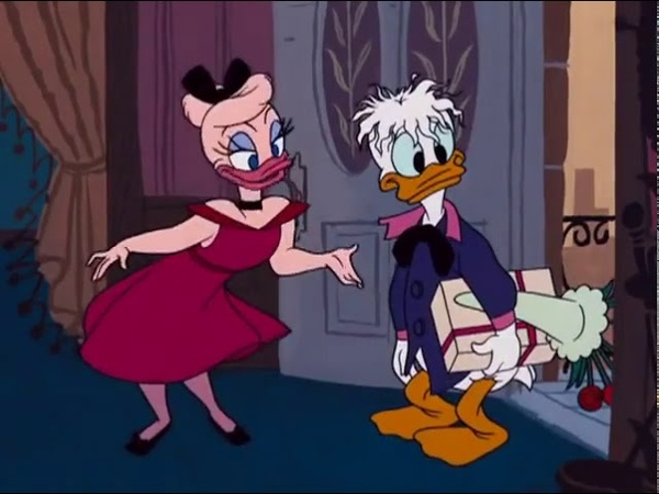 Donald Duck Chip and Dale Cartoons - Donalds Diary Cartoon - HD1080 Donald Duck Cartoons