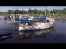 Роллер Лагерь катается на яхте День 8 Август