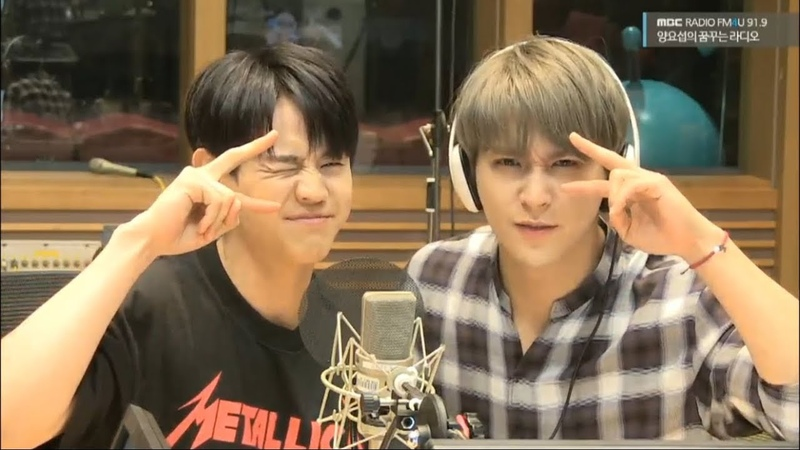 180718 Yoseobs Dreaming Radio with Son Dongwoon