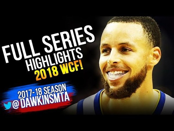 Stephen Curry Full Series Highlights | 2018 WCF | Warriors vs Rockets | FreeDawkins