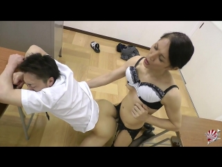 Japanese teacher fucked a boy [Shemale, Hardcore, 720p]
