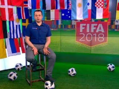 Футбол. Чемпионат мира-2018. Восьмой день чемпионата французы и хорваты ликуют, - Вести 24