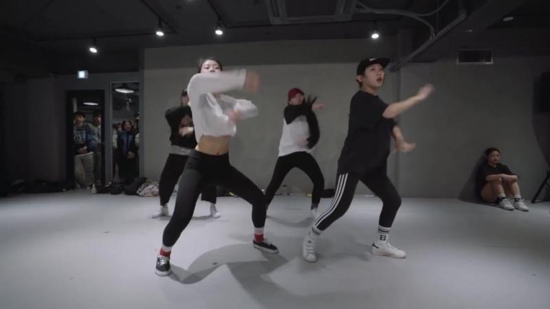Twerk It Like Miley - Brandon Beal (Dawin Remix) _ Mina Myoung Choreography