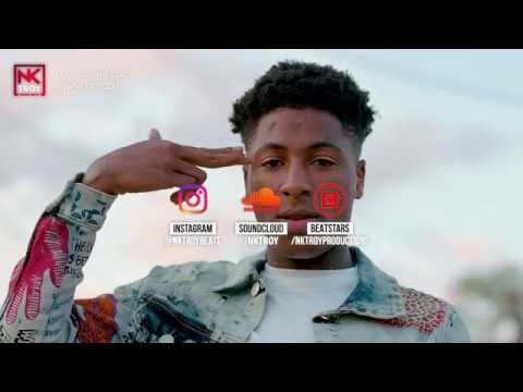 NBA YoungBoy Type Beat 2018 Hang Over | Instrumentals / Trap Beats 2018 [FREE]