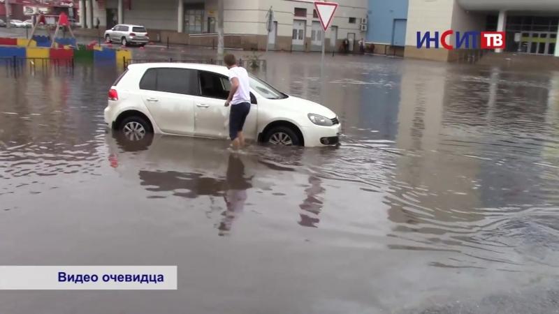 Копейск уходит под воду_ городские власти комментируют ситуацию