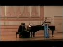 VTS 01 5 ГОСЫ 2008 г Гнесинка Колледж Партию ф но исполняет Марина Корнева