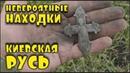 НЕВЕРОЯТНЫЕ НАХОДКИ 1000-ЛЕТНЕЙ ДАВНОСТИ ПО КИЕВСКОЙ РУСИ! Поиск золота, монет и древних артефактов