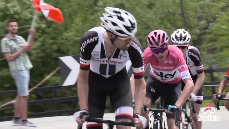 Giro dItalia 2018   Best moment Tom Dumoulin