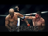Anderson Silva vs. Michael Bisping  Fight Highlights  HD