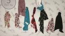 Headscarfs new Summer mix*5 сток одежда оптом
