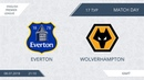 AFL18. England. Premier League. Day 17. Everton - Wolverhampton