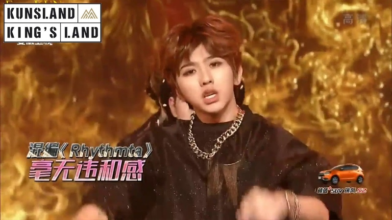 [CAI XUKUN蔡徐坤차이쉬쿤채서곤]Rap Compilation (Idol Producer Super Idol)