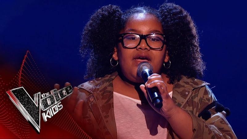 Imani-Renèe Performs 'Take Me To The King': Blinds 4 | The Voice Kids UK 2018