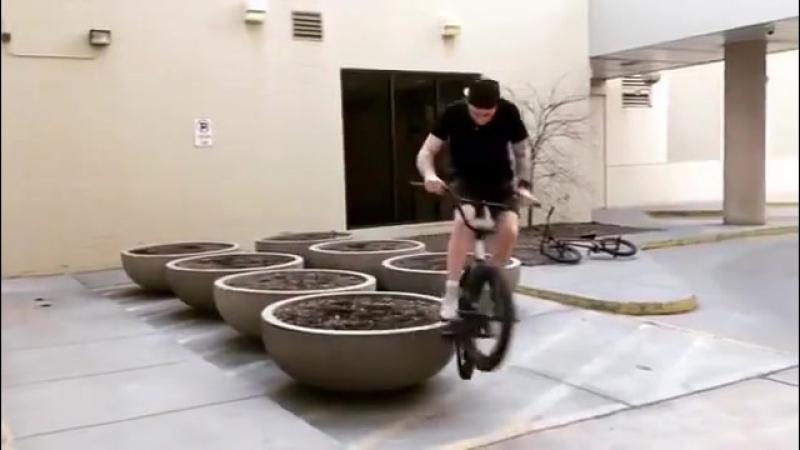 Jeff Cadger BMX