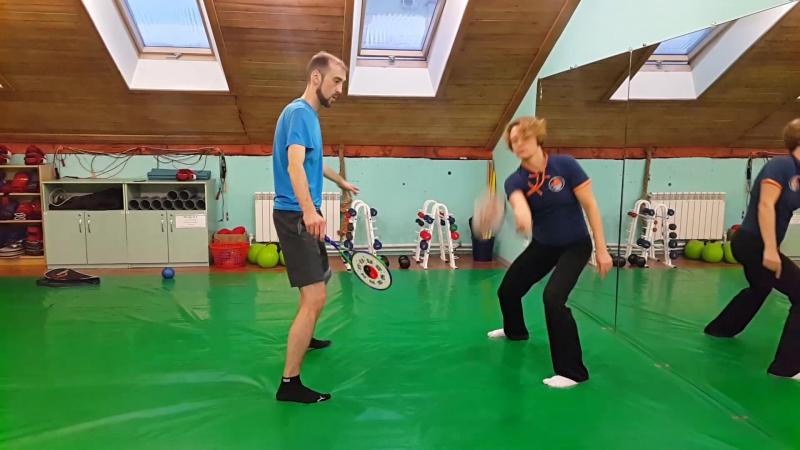 Ролибол игровая техника базовые упражнения