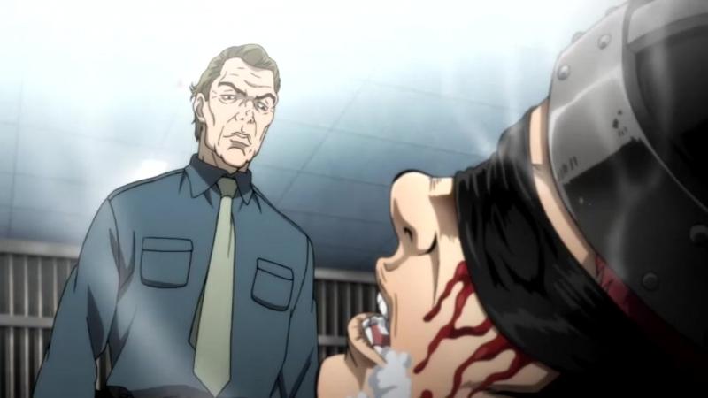 Baki ТВ 3 1 серия русская озвучка Zendos / Боец Баки 3 сезон 01