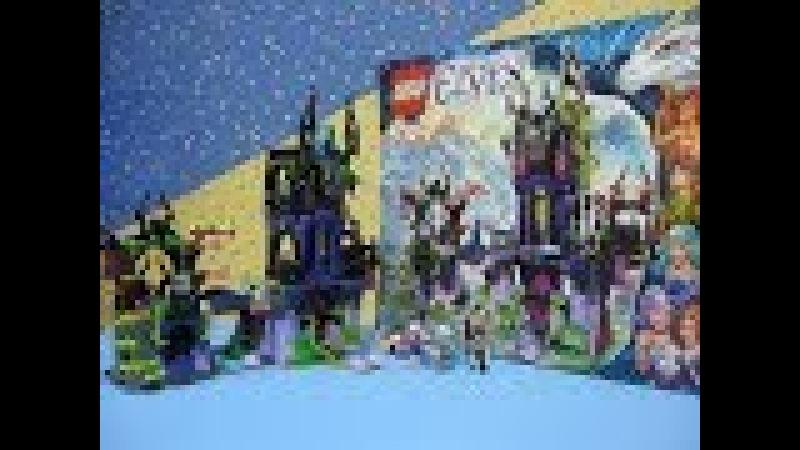 Lego Elves 41180 Замок теней Раганы/ Lego Ragan's Magic Shadow Castle