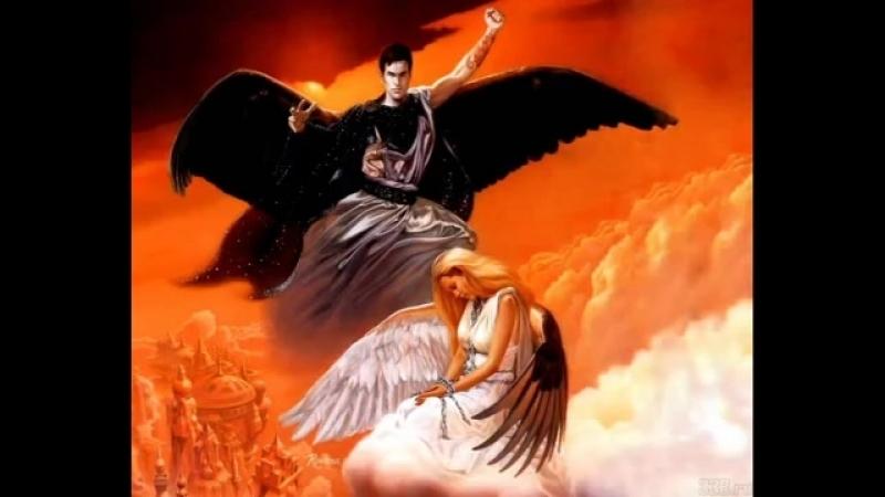 Два ангела во мне чёрный и белый