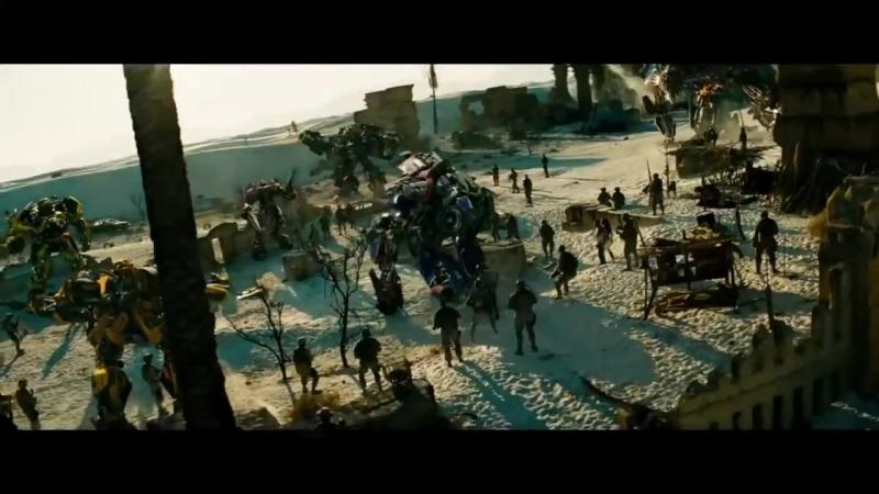 Linkin Park - New Divide (Transformers Revenge Of The Fallen)