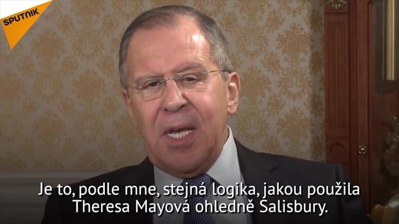 Ruský ministr zahraničí Sergej Lavrov... - Sputnik Česká Republika