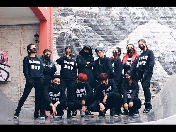 GD X TAEYANG - GOOD BOY - DANCE COVER BY LYNT FROM VIETNAM