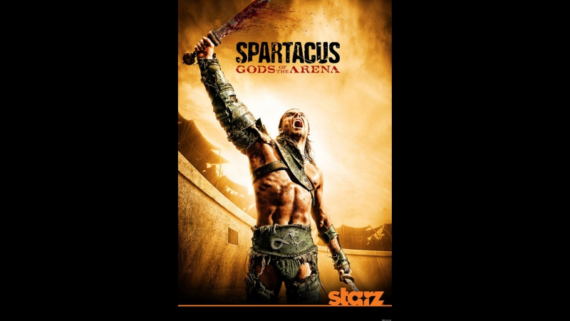 Спартак: Боги арены (Spartacus: Gods of the Arena) - (Приквел) Live HD