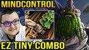 Mindcontrol Tiny Deathly Tree Toss Combo Dota 2 7 12
