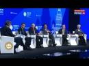 В.Путин сравнил санкции с игрой в футбол по правилам дзюдо - Россия 24