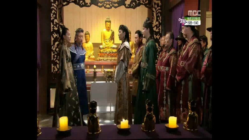 Императрица Ки - Заговор против императора Тогона(club_role_play_empress_ki)