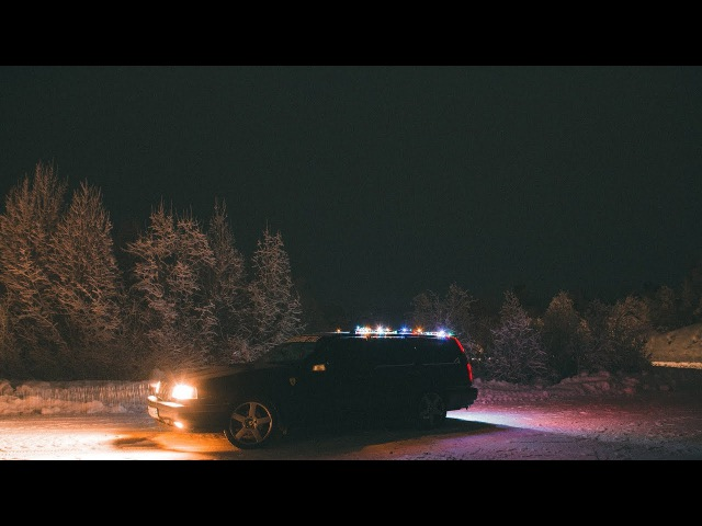 Volvo 850 T5 Estate New Year 2017 exhaust