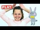 КУКУТИКИ PLAY - ЗООПАРК - Поем песенку про животных - Настя Митягина Веселая Детская песенка Привет