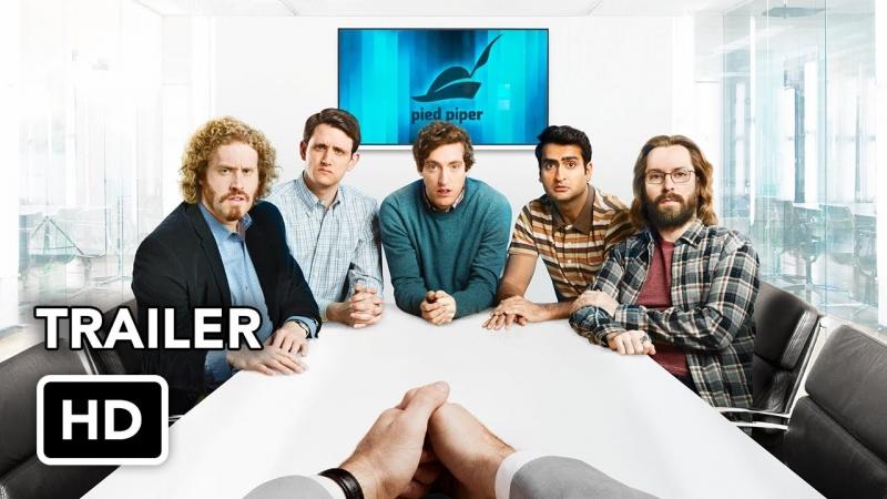 Silicon Valley 1 Season 1 episode (English subs)