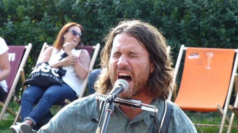 Chuck Ragan - Do You pray (Wilhelmspalais Stuttgart, 21.08.13)