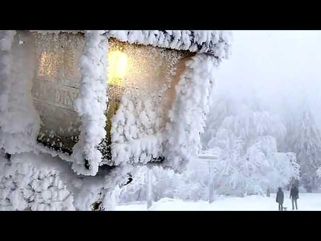 А за окном зима....