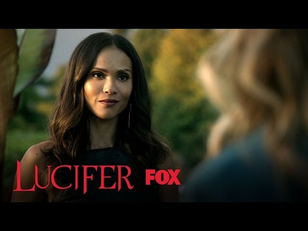 Maze Checks In On Lucifer's Mom Season 2 Ep 4 LUCIFER
