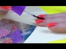 DIY_ СВЕТЯЩИЙСЯ ЛАК ДЛЯ МАНИКЮРА__Glow in the Dark Nail Art Tutorial 240 X 426 .mp4