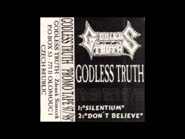 GODLESS TRUTH Promo Tape 97 98 FULL DEMO 1998