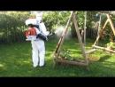 Обработка участка от клещей и комаров