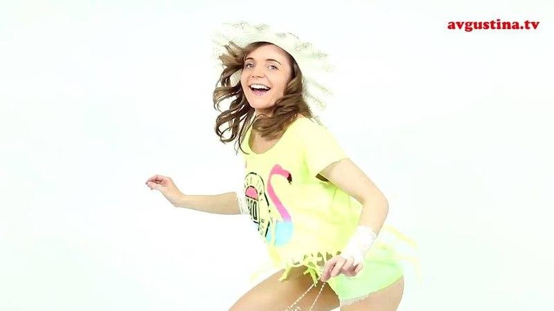 Avgustina Piu Piu HD On her way to platinum album Long awaited premiere of magnificent Avgustina