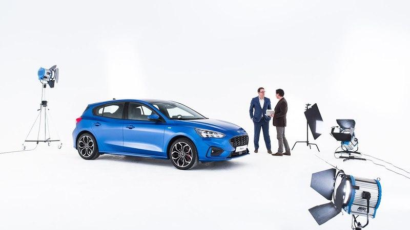 [Avant-première] Ford Focus 2018 - Le Moniteur Automobile
