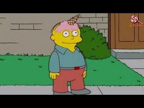 Симпсоны Лучшие моменты LP 1803 Гомер мороженщик Барт лучший друг Нельсона HD