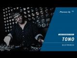 TONO electronica @ Pioneer DJ TV Saint-Petersburg