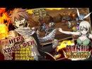 Fairy Tail Pole Magic Ranbu (Android/iOS)   Игра Хвост Фей  GAMEPLAY