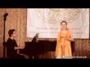 Алина Биянова (Касимова) - Две ласточки (Е. Брусиловский). Романсиада 2015. г. Глазов