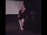 Лиза Галкина танцует под Beyonce