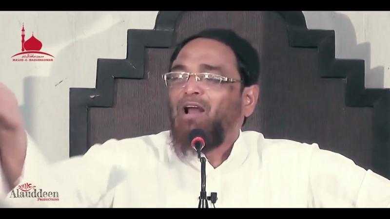 Apne Bachon ko Qatl Na Karo (Abortion) || Shaikh Jalaluddin Qasmi || Masjid-e-IbadUrRahman || HD