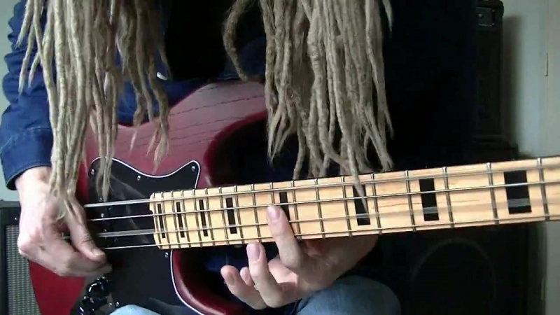 Funk Rock Bass Thumb Finger Plucking... - Bass Pla.....