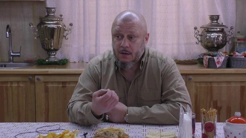 Встреча Успенского братства с Андреем Кочергиным