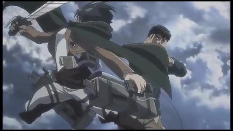 [AMV] Attack on titan - Shatter me