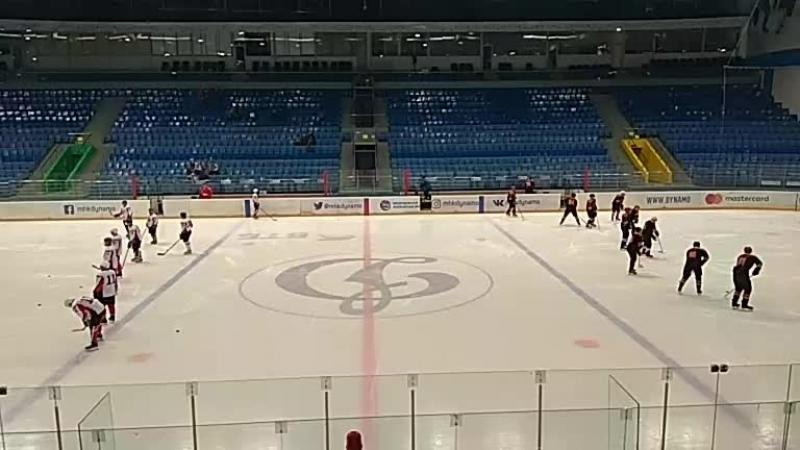 Балашихинская Хоккейная Лига ХК Сварог VS ХК Инженерный Институт